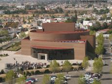 Francisco Tresguerras Municipal Auditorium