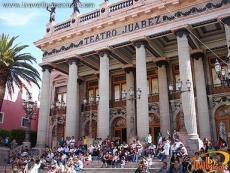 The Juarez Theater