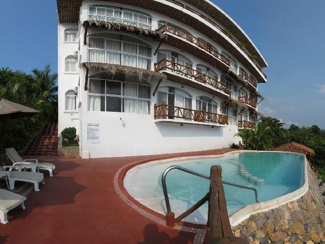 Villas el morro hotel 3 estrellas zihuatanejo for Villas el morro