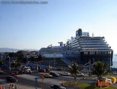 International Cruise Ships in Puerto Vallarta