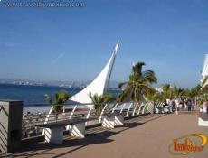 The Puerto Vallarta Malecon- Boardwalk