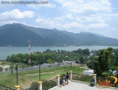 Santiago pueblo m gico monterrey travel by m xico for Ciudad santiago villas