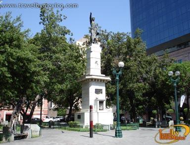 Hidalgo Plaza Monterrey Travel By Mexico