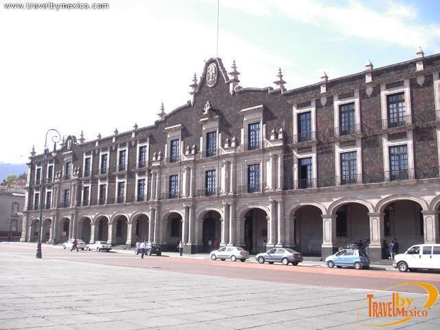 Palacio de Gobierno de Toluca de Lerdo