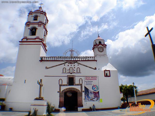 Parroquia De La Asunci 243 N De Mar 237 A Ixtapan De La Sal