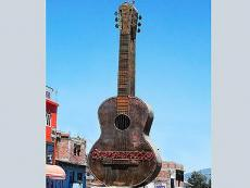 Paracho, Capitale de la Guitare
