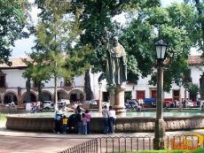 Place Vasco de Quiroga