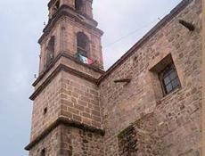 Iglesia de la Merced, Morelia