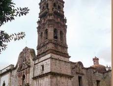 Ex Convento de Capuchinas (Former Convent)