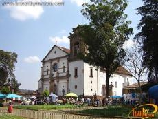Place de la Basilique de Patzcuaro