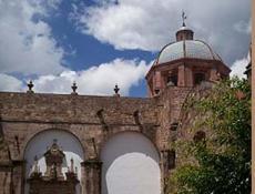 Ex Convento del Carmen (casa de la cultura)