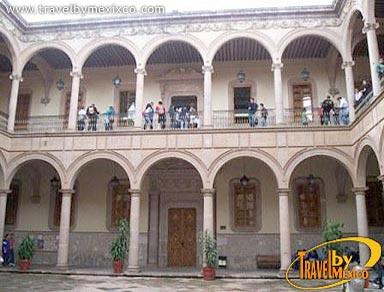 Nuevo Seminario Tridentino Morelia