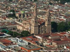 Catedral de Morelia (Cathedral)