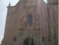Templo de San Diego o Santuario de Guadalupe
