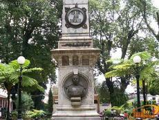 Place des Martyrs du 21 Octobre 1865