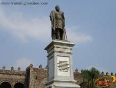 Monumento General Carlos Pacheco Villalobos (Monument)