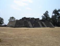 Zona Arqueológica de Teopanzolco  (Archaeological zone )