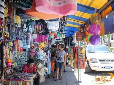 Compras en Rincón de Guayabitos