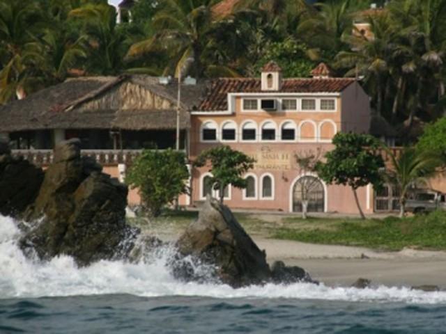 Santa Fe, Hotel 3 estrellas, Puerto Escondido