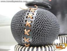 Oaxacan Black Pottery
