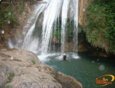 The Copalitilla Waterfalls