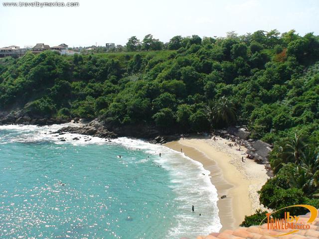 Puerto Escondido Oaxaca Pictures Beaches