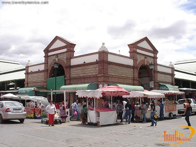 the juarez and 20 de noviembre markets  oaxaca