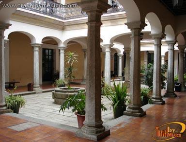 Biblioteca P 250 Blica Central Oaxaca
