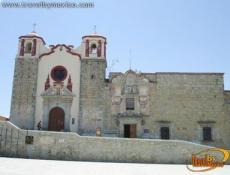 Templo y Ex Convento de San José