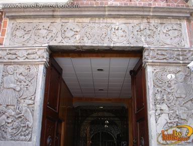 Casa del que mat al animal puebla travel by m xico for Casa mansion puebla