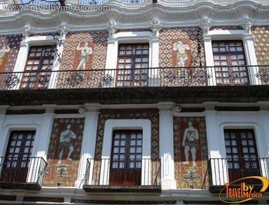 University museum puebla for Casa mansion puebla
