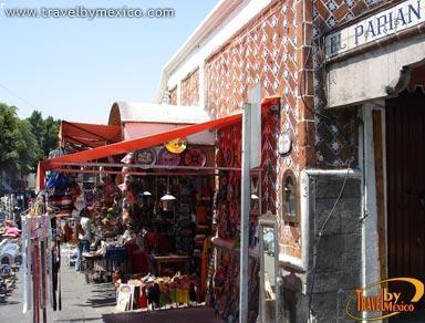 Mercado De Artesanías El Parián Puebla Travel By México