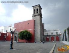 Iglesia de Santo Domingo y Capilla del Rosario