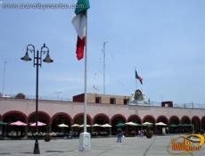 The Town of San Pedro Cholula