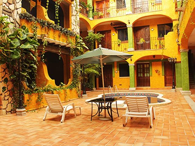 Hacienda Del Caribe 3 Star Hotel Playa Carmen