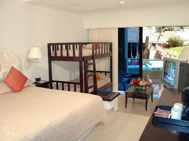 Gran caribe real resort spa all inclusive canc n for Hotel spa familiar