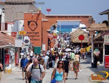 Terminal Marítima Playa Del Carmen Cozumel Playa Del Carmen Travel By México