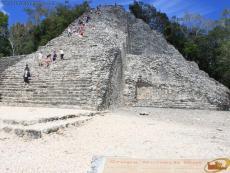 Coba, Zona Arqueológica