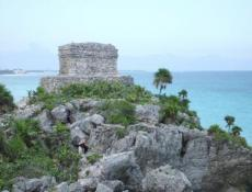 Tulum- Mayan Archaeolgical Site