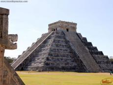 Zona Arqueológica Chichén Itza en Yucatan