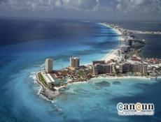 Panoramic Views of Cancun