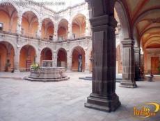 Templo Ex Convento San Agustín