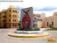 Le Monument aux Blasons de Sinaloa et Mazatlán
