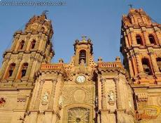 Catedral Metropolitana de San Luis Potosí