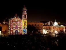 Festivals of Light in San Luis Potosi