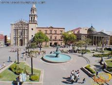 Ville de San Luis Potosí
