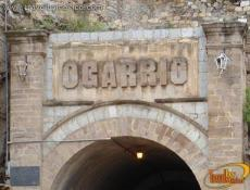 The Ogarrio Tunnel