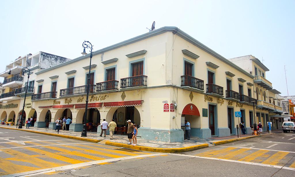 Cafe El Portal De Veracruz