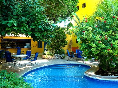 Hoteles en m rida for Hoteles en merida con piscina
