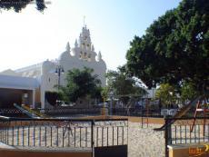 Barrio y Templo de Santiago